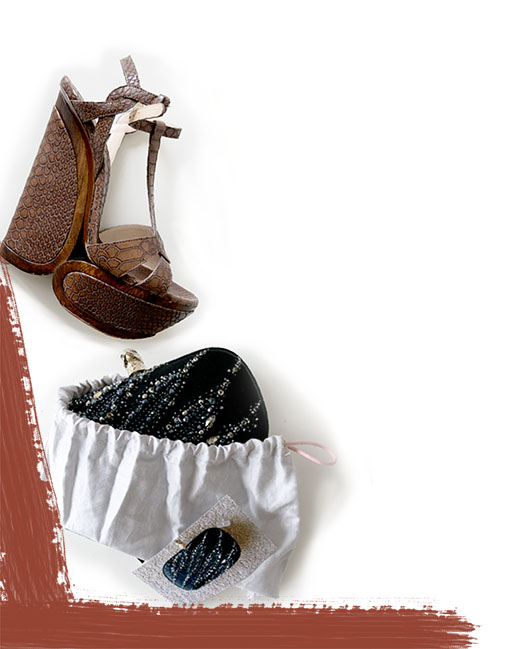 How To Organize Your Wardrobe Casadei, Pucci