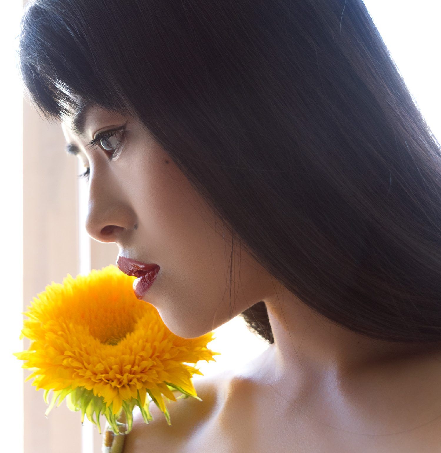 Sunflowers - A Beauty Post